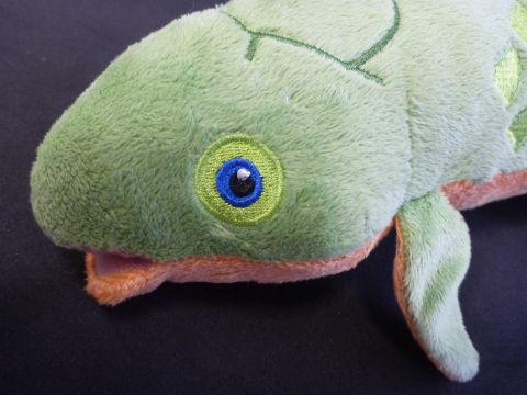 Plush Lungfish