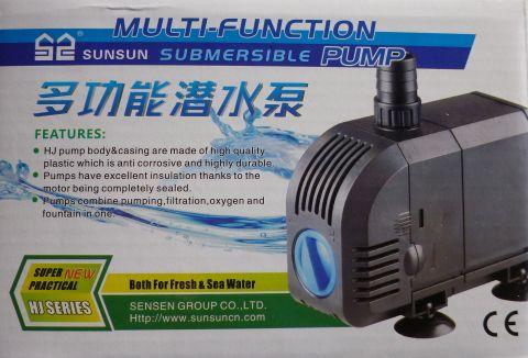 Water Pump 2500LPH HJ-2500