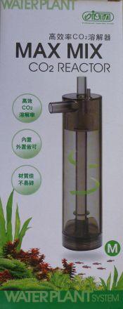 Max Mix CO² Reactor 1000L/H