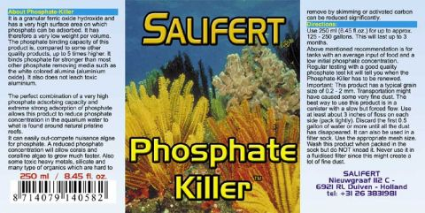 Salifert Phosphate Killer 500ml