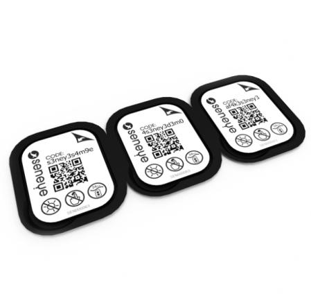 Seneye replacement slide 3 pack