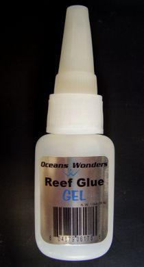 Ocean Wonders Reef Glue GEL 1oz (30ml)