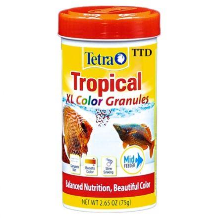 Tetra Color Tropical Granules 75g