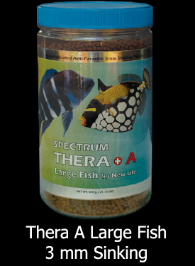 Spectrum Thera A large fish 3mm 600gm