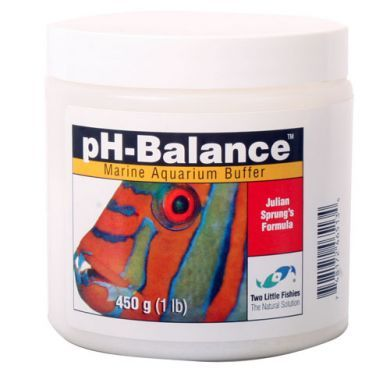 Two Little Fishies pH-Balance Marine Aquarium Buffer - 450gram