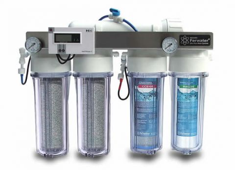Forwater ULTRA SYSTEM75 Reverse Osmosis water purifying unit 75GPD