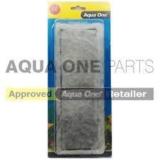 Aqua one Carbon cartridge array 34 1C for 126/380