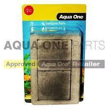 Aqua one Filter cartridge Aquastyle 510 aquariums 2C