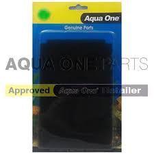 Aqua one Maxi 103F Sponge 2pk 27S