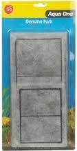 Aqua one Aquastyle 980/980T filter cartridge replacement 3 pack (5C)