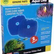 Aqua One /Nautilus 2700/ Sponge pad 15ppi 2pk 41s