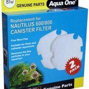 Aqua one Nautilus 600/800 Wool Cartridge 81w