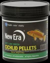 New Era Rift Lake Cichlid Pellet Green 1.5mm 120g